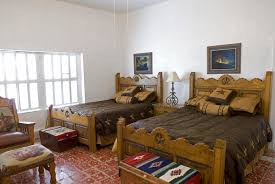 big bend ranch state park double rooms historic sauceda ranch