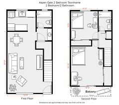 two apartment floor plans 2 bedroom apartment floor plan waterfaucets