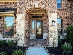 glass panel front door traditional front door with pathway u0026 brick exterior in missouri