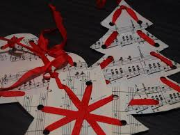 Diy Paper Christmas Decorations Diy Paper Christmas Decorations Ebay