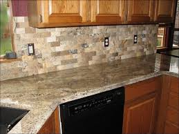 Rock Backsplash Kitchen by Kitchen Kitchen Stone Backsplash Ideas Natural Stone Backsplash