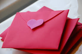 How To Make A Card Envelope - valentine cards the amazing all in one envelope