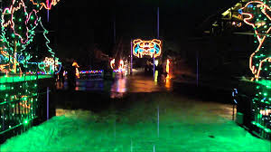 utah hogle zoo zoo lights 2012 youtube