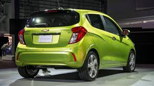 chevrolet spark 2016 chevrolet spark rolls into new york auto show autoweek