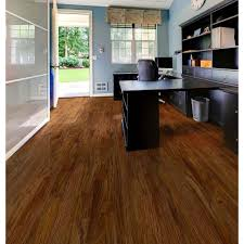Pictures Of Allure Flooring by Trafficmaster Allure Plus 5 In X 36 In Oak Dark Brown Luxury