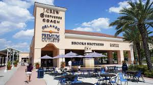 Orlando Premium Outlets Map Orlando Premium Outlets Vineland Ave Closest Outlet Mall To
