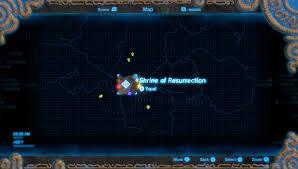 The Legend Of Zelda A Link Between Worlds Map by Legend Of Zelda Breath Of The Wild Review Usgamer