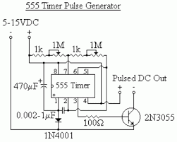 how to use lm556 pwm for freq u0026 duty cycle