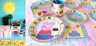 peppa pig party kids party ideas birthday box