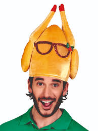 turkey hat turkey christmas hat for adults vegaoo