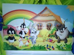 looney tunes baby shower baby looney tunes room decor shower party ideas ceibiawr site