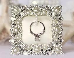 wedding ring holder wedding ring holder etsy