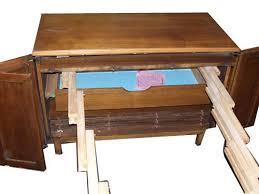 pull out table buffet with pull out table my grandma had a similar to this