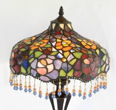 Art Deco Lamp Shades Tiffany Style Stained Glass Lamp Art Nouveau Victorian