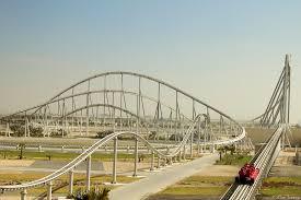 in abu dhabi roller coaster roller coasters number 6 formula rossa 6562 at