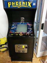 Xbox Arcade Cabinet Phoenix Video Game Wikipedia