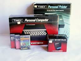 timex sinclair 1000 computer system with timex 2040 printer and