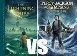 the lighting thief movie book vs movie the lightning thief mission viejo library teen voice
