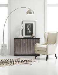 hooker furniture living room melange soho credenza 638 85277 slv