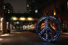 christmas light show toronto 2018 toronto light festival jan 19 mar 4 the distillery district