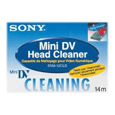 dv cassette sony dvm 12cld mini cassette dv de nettoyage achat prix fnac