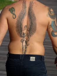 back tattoos ideas angel wing tattoos tattoo ideas designs u0026 meaning behind angel