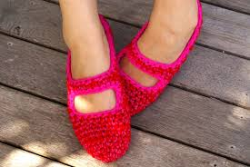 Womens Bedroom Slippers Crochet Mary Jane House Slippers Women U0027s House Shoes Slipper