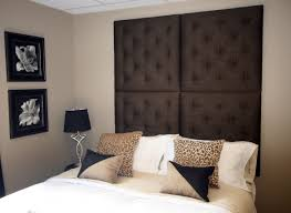 headboards bedding furniture ideas padded wall headboard 127