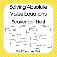 21 best absolute value equations images on pinterest absolute