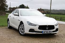 maserati super sport used maserati cars for sale motors co uk