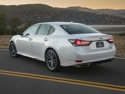 lexus sport sedan 2017 new 2017 lexus gs 350 price photos reviews safety ratings
