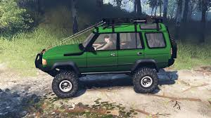 military land rover discovery rover discovery v4 0 for spin tires