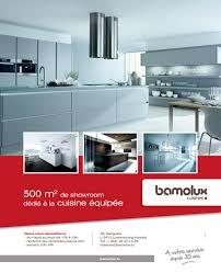 publicité cuisine cagne de communication bamolux h2a agence de communication