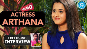 actress arthana interview promo talking movies with idream