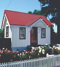 tiny house cottage is a gardeners delight tumbleweed tiny house