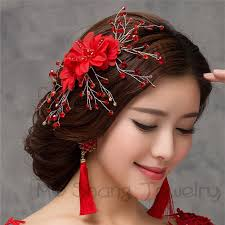 hair jewellery bridal hairpins hair combs with flower hair jewellery
