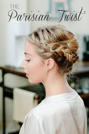 perisian hair styles diy bridesmaid hairstyles so quick and easy you won t believe you