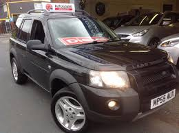 land rover freelander 2005 see previous sold car from moores car centre