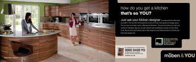 moben kitchen designs new brand caigns for moben kitchens sharps bedrooms and