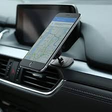porta iphone per auto aukey supporto smartphone auto magnetico adesivo su cruscotto