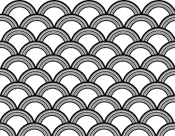 a window without a view art deco art deco pattern and patterns