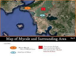 Aegean Sea Map Episode 05 U2013 Maps For The Ancient Pirates Of The Aegean Sea