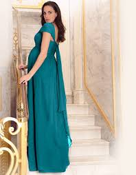 maternity evening wear emerald silk maternity evening dress emeralds maternity fashion