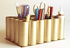 toilet paper roll desk organizer toilet paper roll crafts to keep your home organized homesthetics