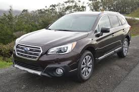 subaru outback custom bumper 2017 subaru outback 2 5i touring review car reviews and news at