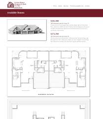 custom home builder floor plans db construction middle tn custom home builder website