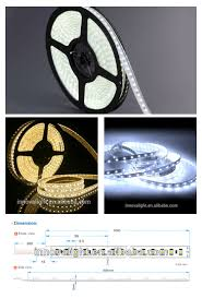 Pool Led Light Strips by Innovalight 3528smd Underwater Led Strip Light Ip68 Swimming Pool