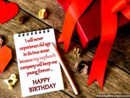 birthday wishes for nephew quotes and messages u2013 wishesmessages com