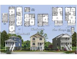 apartments coastal floor plans best beach house plans ideas on