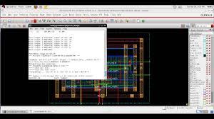 virtuoso layout design basics vlsi physical design using cadence tools youtube